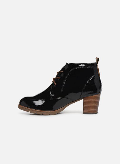 Bottines et boots Marco Tozzi LOIS Noir vue face