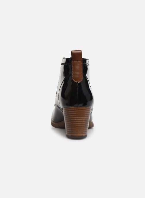 Bottines et boots Marco Tozzi LOIS Noir vue droite