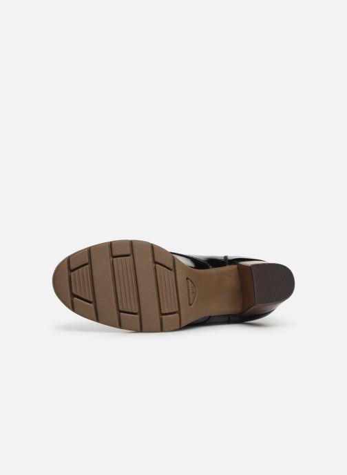 Bottines et boots Marco Tozzi LOIS Noir vue haut