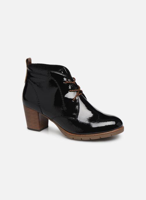 Bottines et boots Marco Tozzi LOIS Noir vue détail/paire