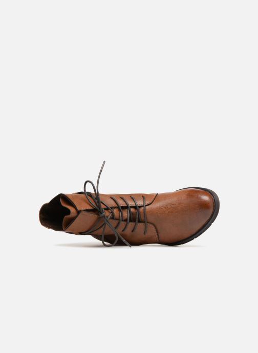 Bottines et boots Marco Tozzi RAREN Marron vue gauche