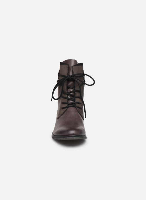 Stiefeletten & Boots Marco Tozzi RAREN grau schuhe getragen
