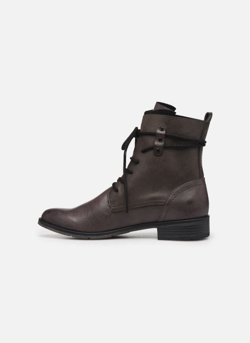 Ankle boots Marco Tozzi RAREN Grey front view