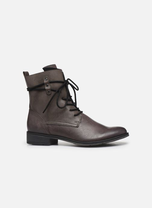 Ankle boots Marco Tozzi RAREN Grey back view