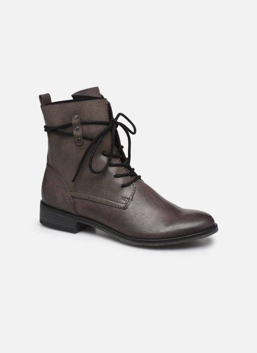 Ankle boots Marco Tozzi RAREN Grey detailed view/ Pair view