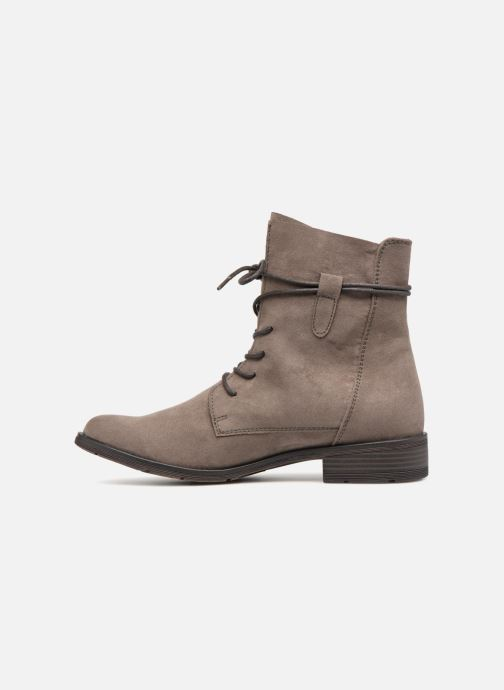Bottines et boots Marco Tozzi RARO Gris vue face