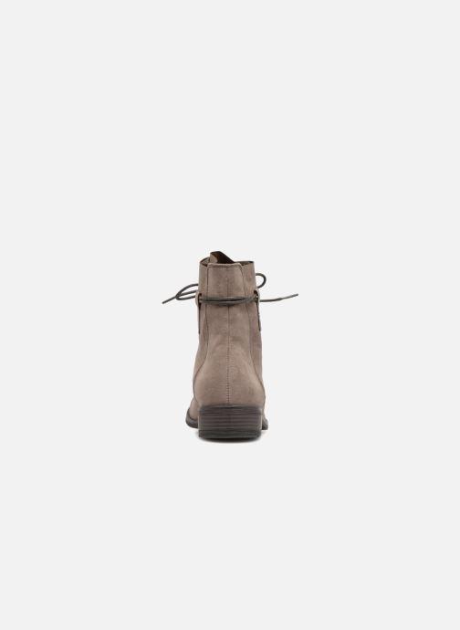 Boots en enkellaarsjes Marco Tozzi RARO Grijs rechts