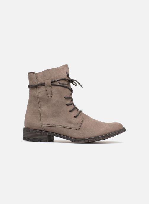 Boots en enkellaarsjes Marco Tozzi RARO Grijs achterkant