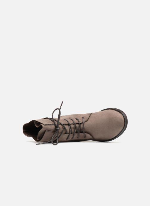 Boots en enkellaarsjes Marco Tozzi RARO Grijs links