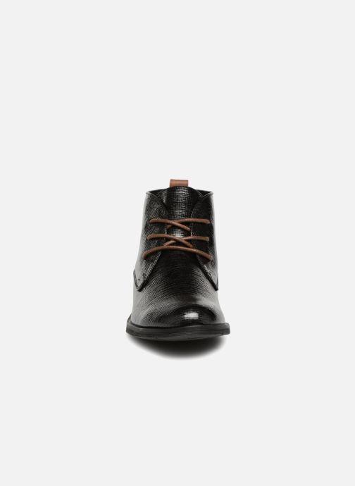 Chaussures à lacets Marco Tozzi TORY Noir vue portées chaussures
