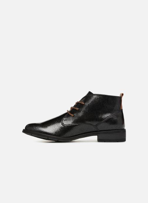 Chaussures à lacets Marco Tozzi TORY Noir vue face