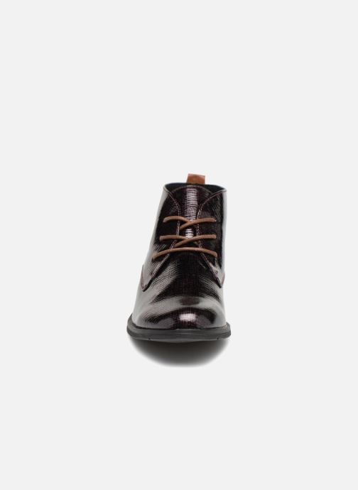 Lace-up shoes Marco Tozzi TORY Purple model view