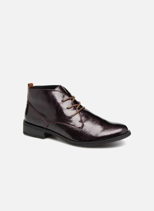 Lace-up shoes Marco Tozzi TORY Purple detailed view/ Pair view