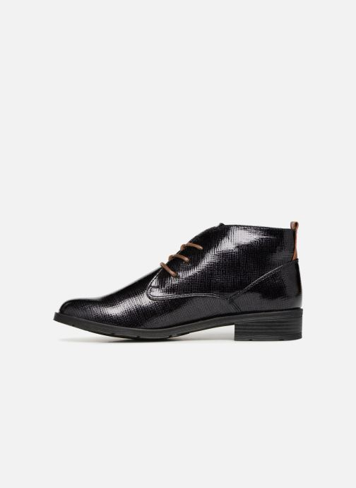 Lace-up shoes Marco Tozzi TORY Black front view