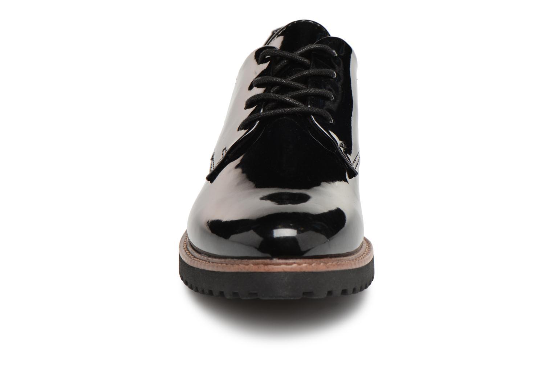 Chaussures à lacets Marco Tozzi PERLE Noir vue portées chaussures