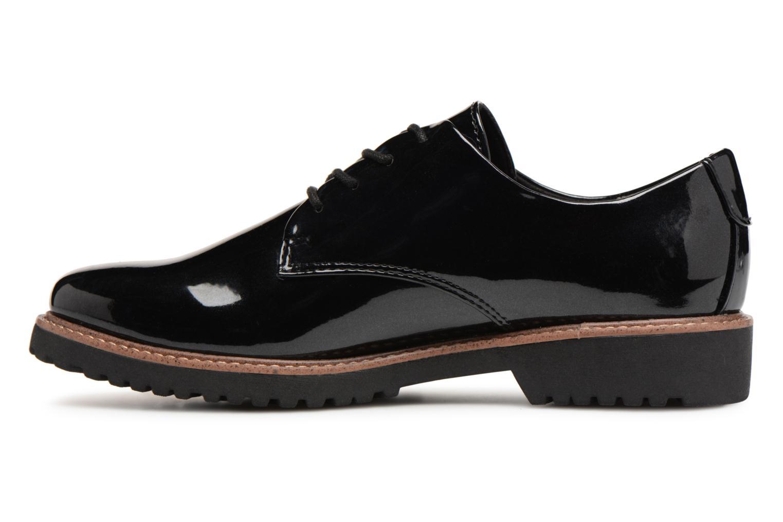 Chaussures à lacets Marco Tozzi PERLE Noir vue face