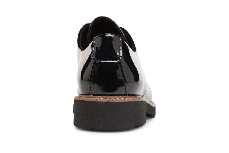 Chaussures à lacets Marco Tozzi PERLE Noir vue droite