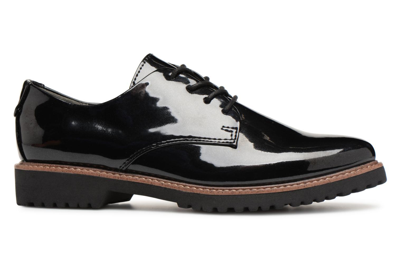 Chaussures à lacets Marco Tozzi PERLE Noir vue derrière