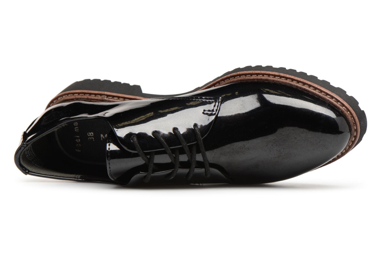 Chaussures à lacets Marco Tozzi PERLE Noir vue gauche