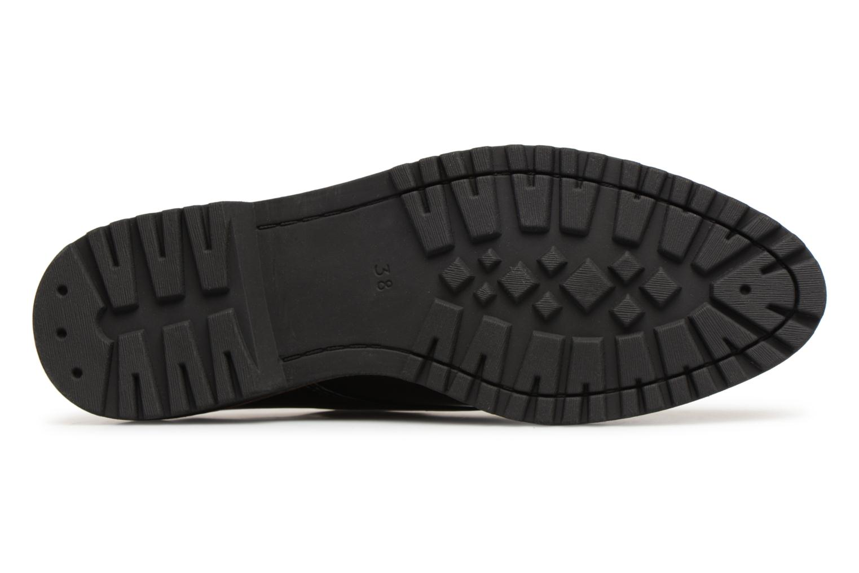 Chaussures à lacets Marco Tozzi PERLE Noir vue haut
