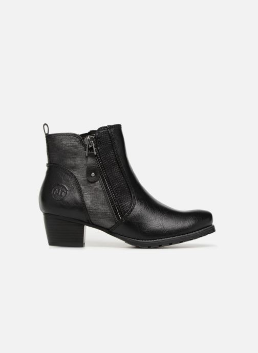 Ankle boots Marco Tozzi JONES Black back view