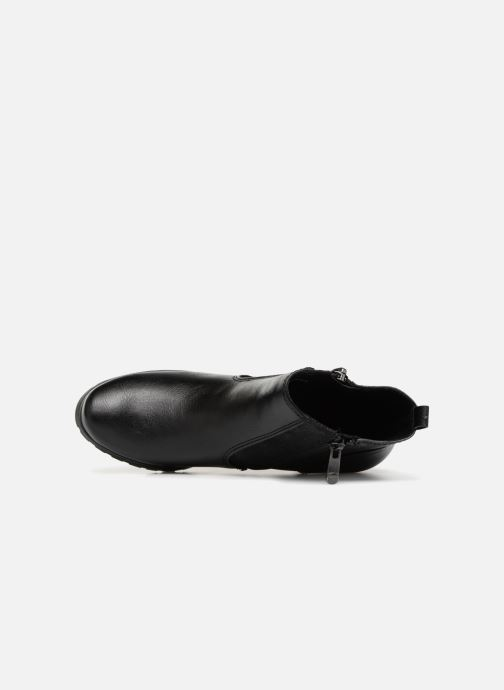 Ankle boots Marco Tozzi JONES Black view from the left