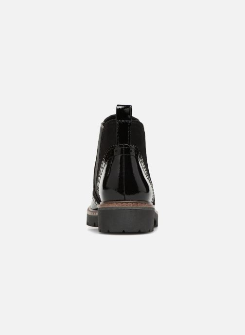Ankle boots Marco Tozzi ABEL Black view from the right