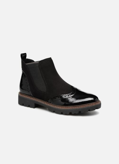 Ankle boots Marco Tozzi ABEL Black detailed view/ Pair view