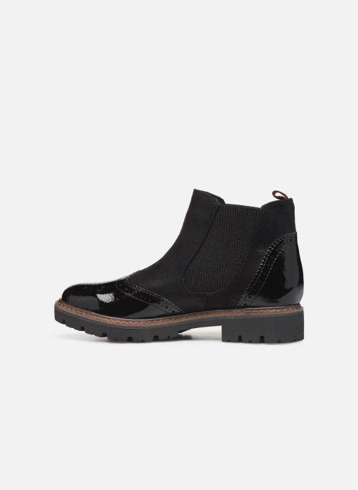 Bottines et boots Marco Tozzi ABEL Noir vue face