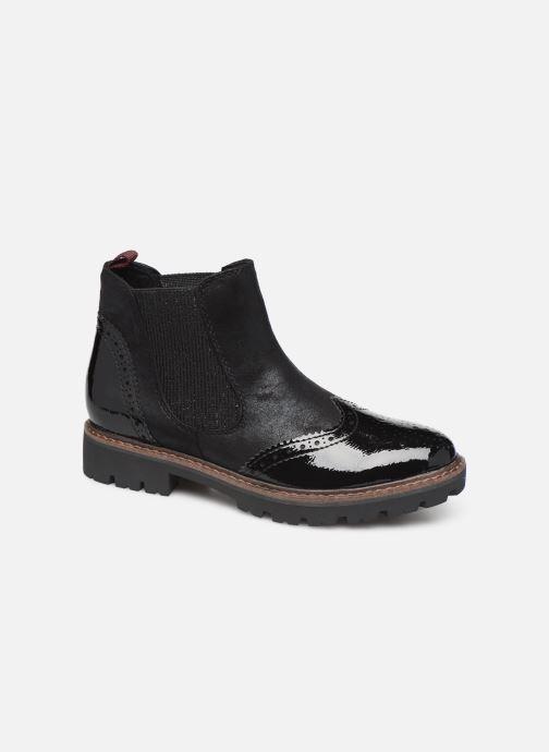 Bottines et boots Marco Tozzi ABEL Noir vue détail/paire