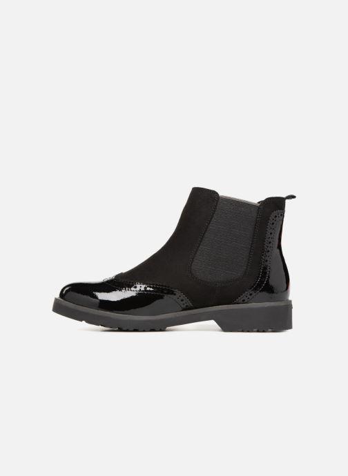 Bottines et boots Marco Tozzi RYAD Noir vue face