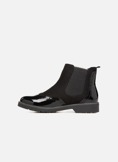 Ankle boots Marco Tozzi RYAD Black front view