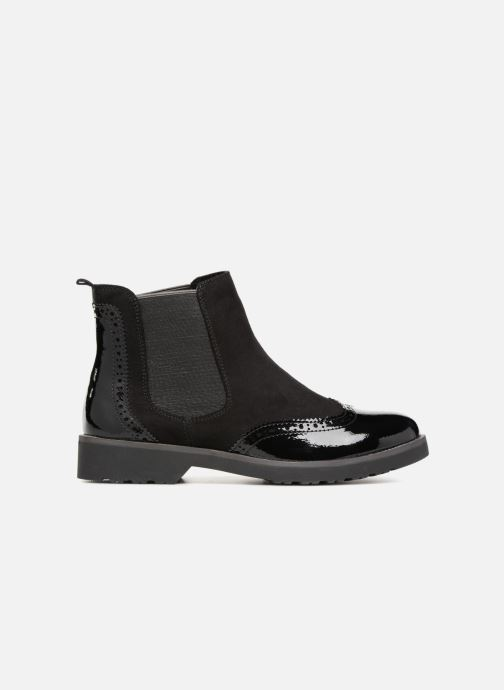 Ankle boots Marco Tozzi RYAD Black back view