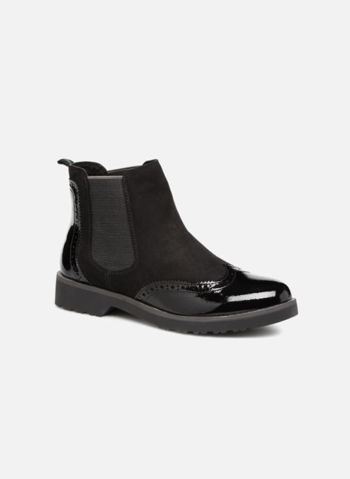 Ankle boots Marco Tozzi RYAD Black detailed view/ Pair view