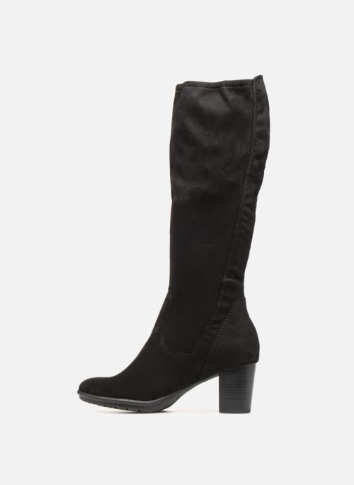 Boots & wellies Marco Tozzi ISEE Black front view