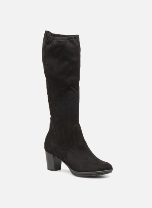 Boots & wellies Marco Tozzi ISEE Black detailed view/ Pair view