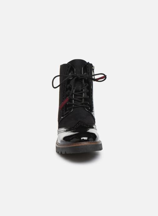 Bottines et boots Marco Tozzi INGA Noir vue portées chaussures