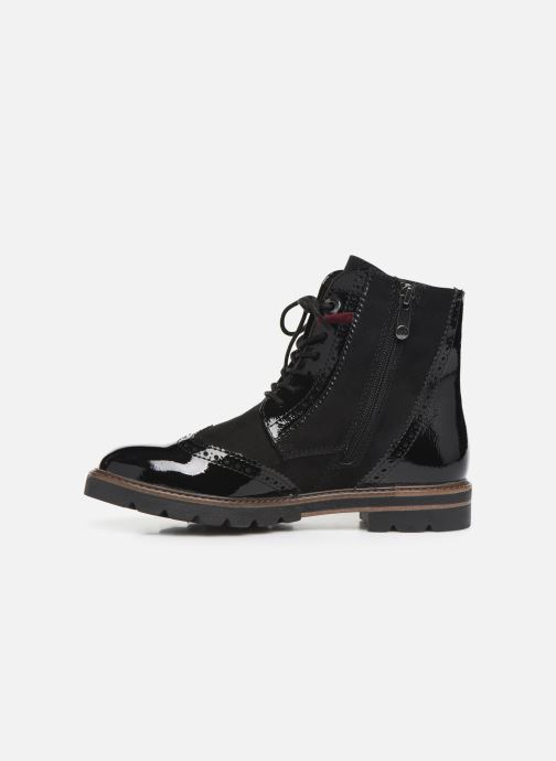 Ankle boots Marco Tozzi INGA Black front view