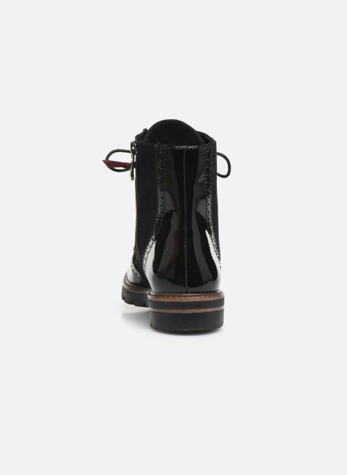 Ankle boots Marco Tozzi INGA Black view from the right
