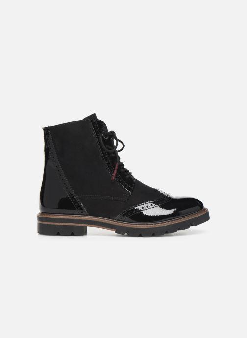 Ankle boots Marco Tozzi INGA Black back view