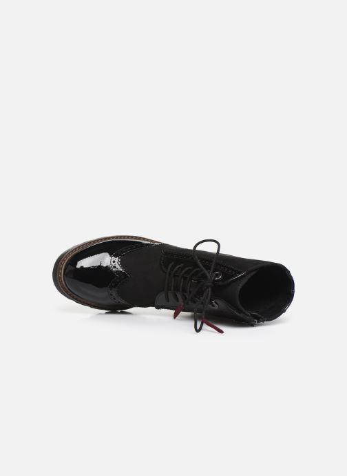 Bottines et boots Marco Tozzi INGA Noir vue gauche