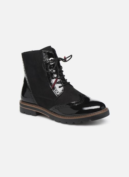 Ankle boots Marco Tozzi INGA Black detailed view/ Pair view
