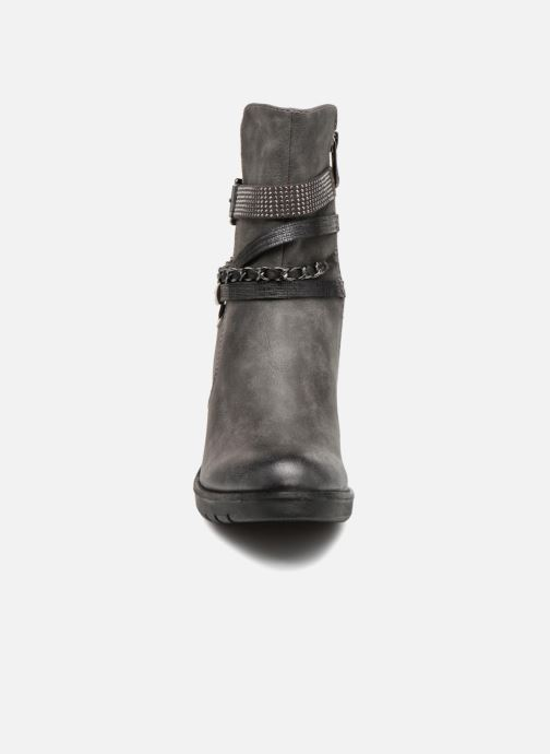 Ankle boots Marco Tozzi CARO Grey model view