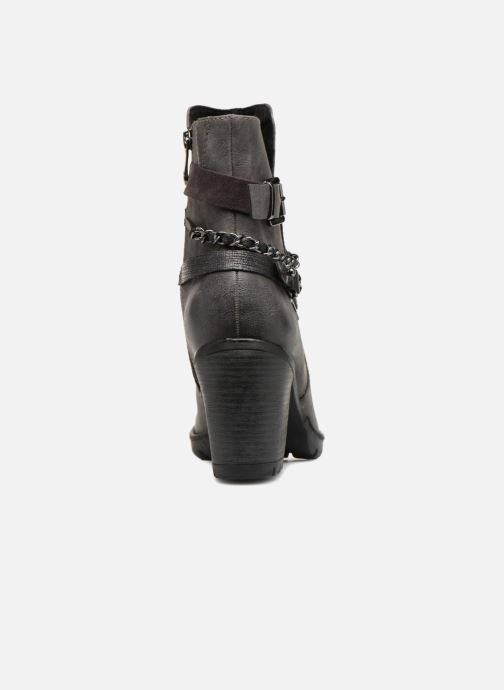 Ankle boots Marco Tozzi CARO Grey view from the right