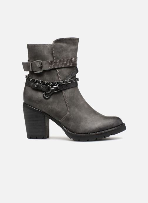 Ankle boots Marco Tozzi CARO Grey back view