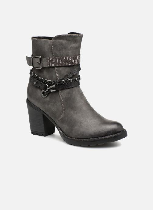 Ankle boots Marco Tozzi CARO Grey detailed view/ Pair view