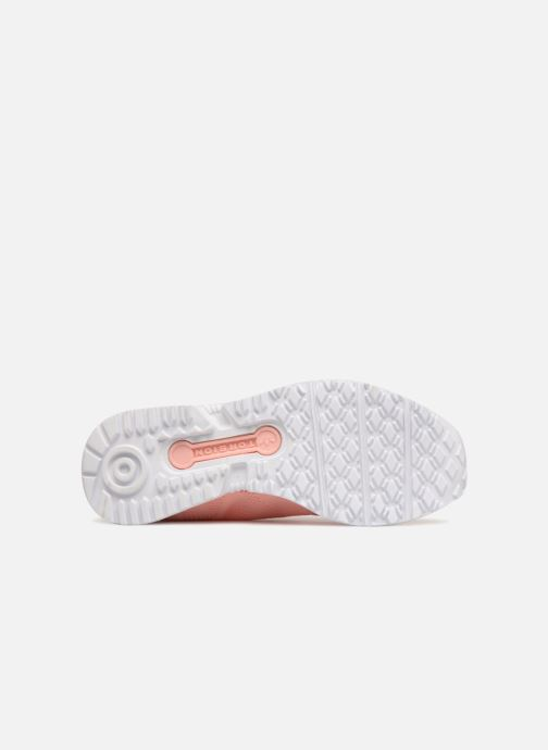 Trainers adidas originals Eqt Racing 91 Pk Pink view from above
