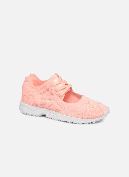 Trainers Adidas Originals Eqt Racing 91 Pk Pink detailed view/ Pair view