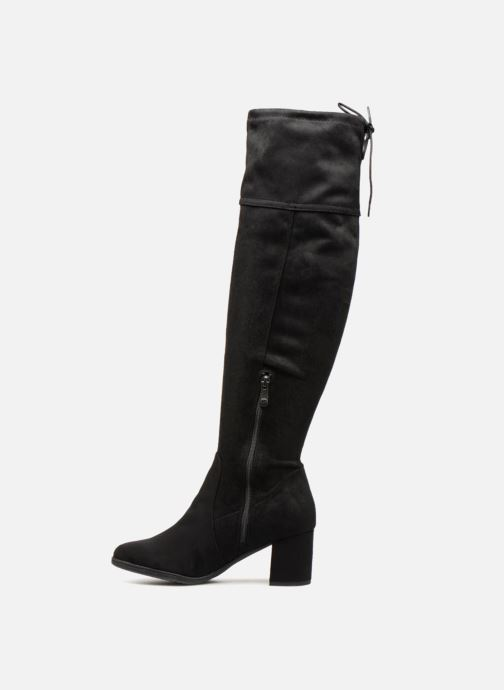 Boots & wellies Marco Tozzi BREE Black front view