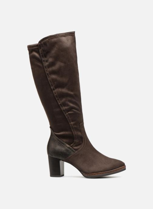 Boots & wellies Marco Tozzi LOUIE Brown back view